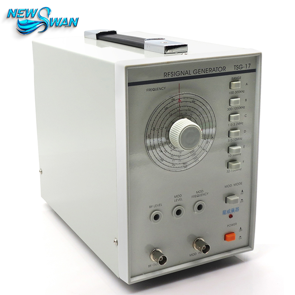 High Frequen Signal Generator 100 KHZ to 150 MHZ Signal Frequency Radio Frequency Signal Generator TSG-17 high frequency signal generator 100khz to 150mhz signal frequency