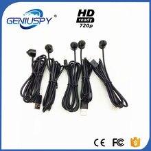 GENIUSPY 720P Mini Usb camera 1/4″ CMOS 1.0MP 1280*720P Bullet Mini Usb Snake Camera Mini USB Webcam Camera Android,Linux