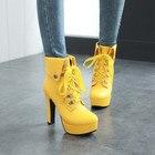 PXELENA Fashion High...