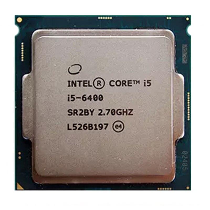 Intel Boxed Core I5-6400 FC-LGA14C 2.70 Ghz 6 M Processor Cache 4 LGA 1151 DDR4 HD530