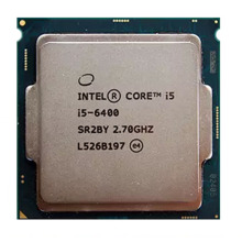 Intel Boxed Core I5-6400 FC-LGA14C 2,70 Ghz 6 M Prozessor Cache 4 LGA 1151 DDR4 HD530