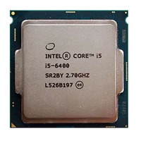 Intel Boxed Core I5 6400 FC LGA14C 2.70 Ghz 6 M Processor Cache 4 LGA 1151 DDR4 HD530