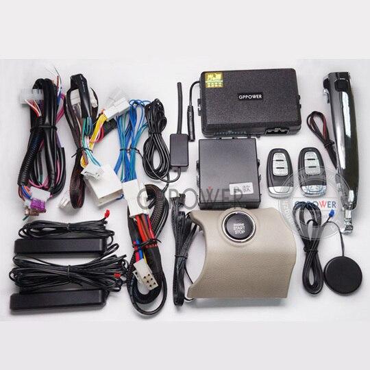 Toyota Remote Starter System