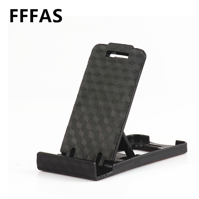 FFFAS Cute Multi-function Adjustable Mobile Phone Holder Stand Lovely Portable Support For IPhone 4 5 6 7 Ipad Samsung Xiaomi