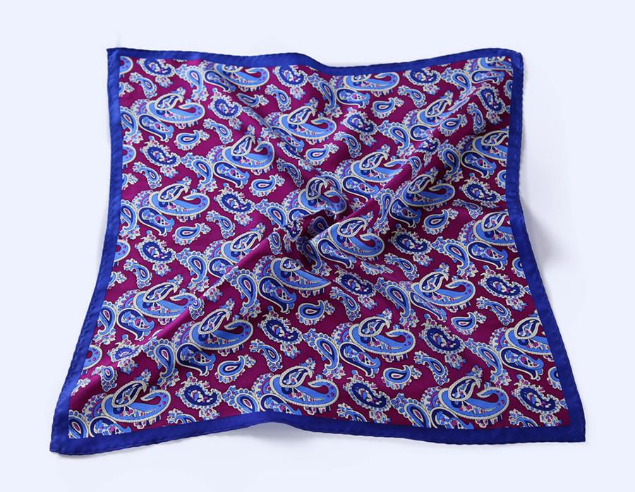 New-N301 HN30P)  Purple Blue Paisley 41cm (5)