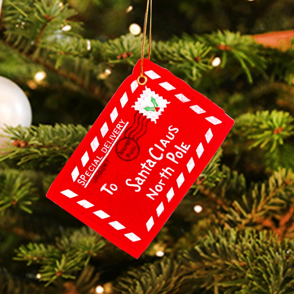 Fengrise Diy Felt Christmas Tree Kids Artificial Tree Ornaments Christmas Stand Decorations Gifts New Year Xmas Decoration Us 55 7 Off Fengrise Christmas Envelope Pendant Christmas Tree Ornament Merry Christmas Decor For Home Navidad New Year 2019 Xmas 2018 In Pendant