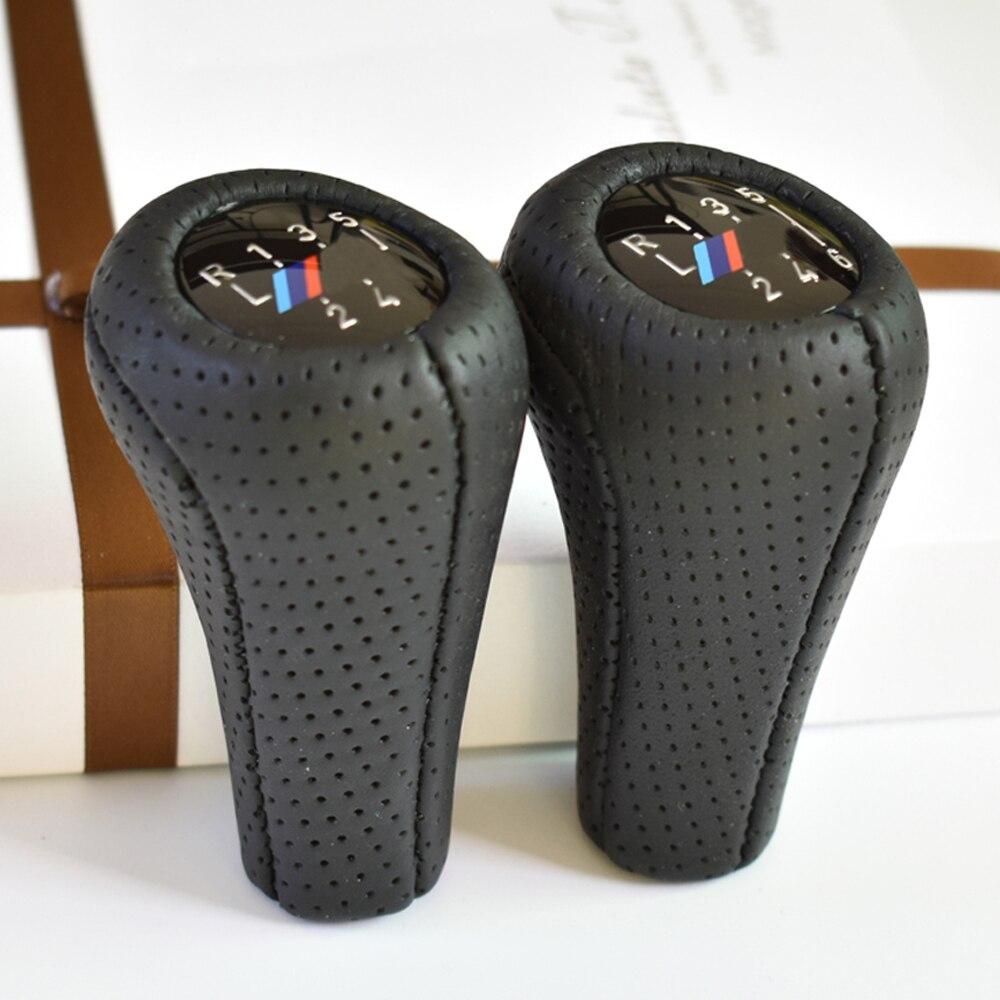 Image 5 - 5/6 Speed Gear Shift Knob Head Stick Shifter Lever Pen Handle HandBall For BMW E90 E60 E39 E36 E46 E87 E30 X5 E53 E34 E92 X1 X3-in Gear Shift Knob from Automobiles & Motorcycles