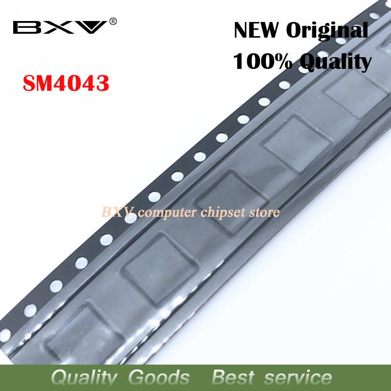 1 pz SM4043 QFN-48 Chipset Nuovo originale1 pz SM4043 QFN-48 Chipset Nuovo originale