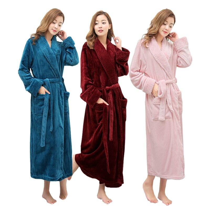 On Sale Womens Soft as Silk X Long Kimono Bath Robe Plus ...