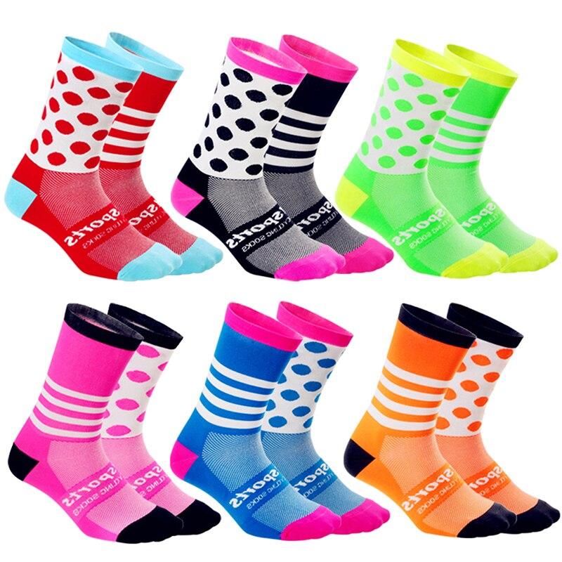 Professional Cycling Socks Men Women Road Bicycle Socks High Quality Outdoor Brand Racing Bike Compression Sport Socks