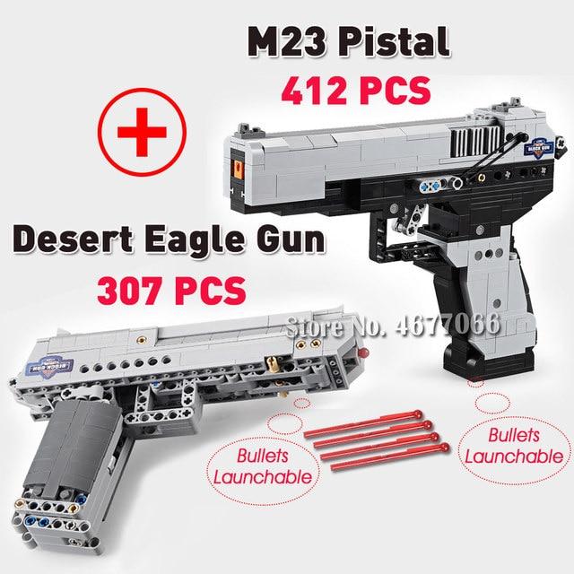 M23 and DE - 719 PCS