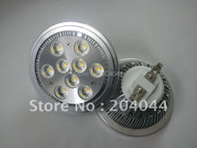 2015 New Arrival Sale Led Bulbs 6-10w Free Shipping : Ar111/gu10/gu5.3 Led Light With 9*1w Power ,230vac, Warm Color And Base