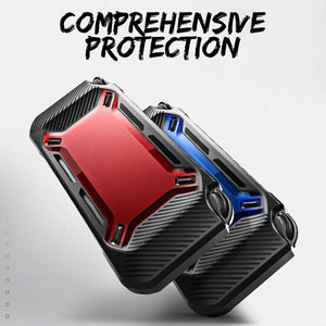 Image 3 - Hard Shell Case For Nintend Switch Shockproof Protective Case For Nintendo Switch Console NS For Nintend Switch Case Accessories