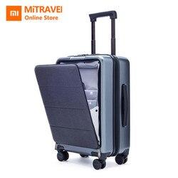 Xiaomi Business Travel Koffer 20 inch Opening Cabine met Universele Koffer Wiel vrouwen mannen lichtgewicht Koffer Waterdicht