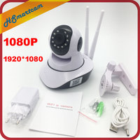 1080P WiFi IP Camera HD Wireless 2 0MP 1920 1080 Smart CCTV Security IR Cut Two