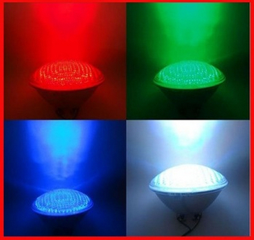 Par56 RGB LED Light Swimming Pool 40W LED Fountain Lamp Underwater IP68 flood AC12V+Remote controller Free Shipping 1pcs/lot