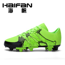For men boys Kids Soccer Boots soccer Cleats Football Boots Outdoor Training Soccer Shoes Football Shoes kids sneakers HF1608