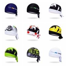 2021 Men's Bike Bicycle Cycling Cap Headband Riding Road Women Scarf Bandana Mountain Hat Cap Girls MTB Pirate Scarf Breathable