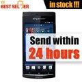 """Оригинальный Sony Ericsson Xperia Arc LT15i Сотовый телефон 4.2 """"Сенсорный 3 Г WI-FI A-GPS 8MP Камера Открыл Телефон Бесплатная доставка"""