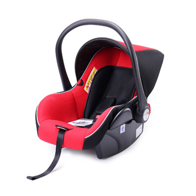 Infant Carrier Car Child Safety Seat For Gir Boy Newborn Stroller Basket 0-13KG 2 IN 1 Portable Car BB Basket
