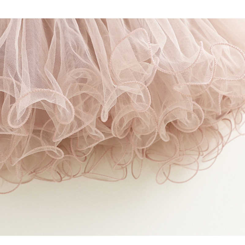 فكاهة الدب طويل الأكمام فتاة فستان الأميرة فستان 2018 الربيع فتاة فستان بتلات تصميم طفل فستان حفلة عيد ميلاد من 3-7Y