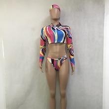 Boho Summer Three Piece Beach Outfits