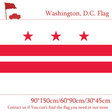 Free shipping Washington, D.C. Flag Custom 3x5ft High-quality Campaign Vote 30*45cm Car Flag 90*150cm 60*90cm Flag hdmi hdtv tv adapter usb cable 1080p for apple air air2 iphone 5 5s 5se 6 6s 6plus 6s plus 7 7plus ipad with hdmi effect cable