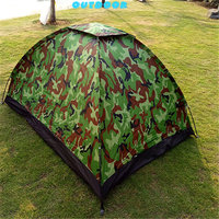 Ultralight Military Camping Tents Automatic Tent Travel Hiking Camouflage Tent Can Be Used As a Children's Park Play house