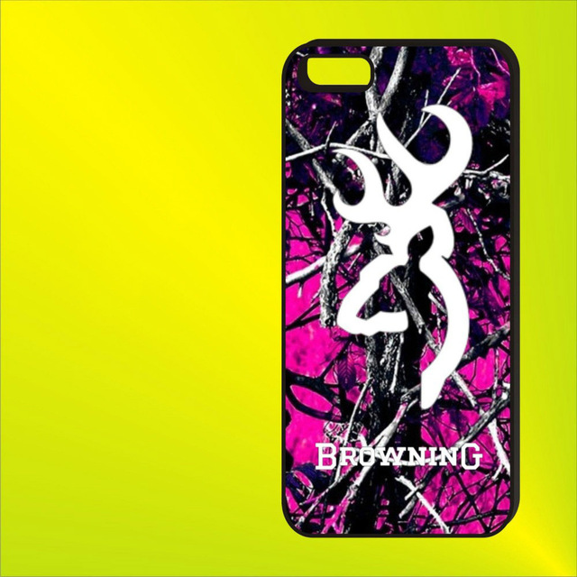 coque browning iphone 5