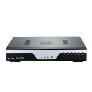 Image 2 - Super 8ch 4mp ahd dvr nvr gravador de vídeo digital onvif rede ip câmera áudio alarme rs485 vigilância vídeo