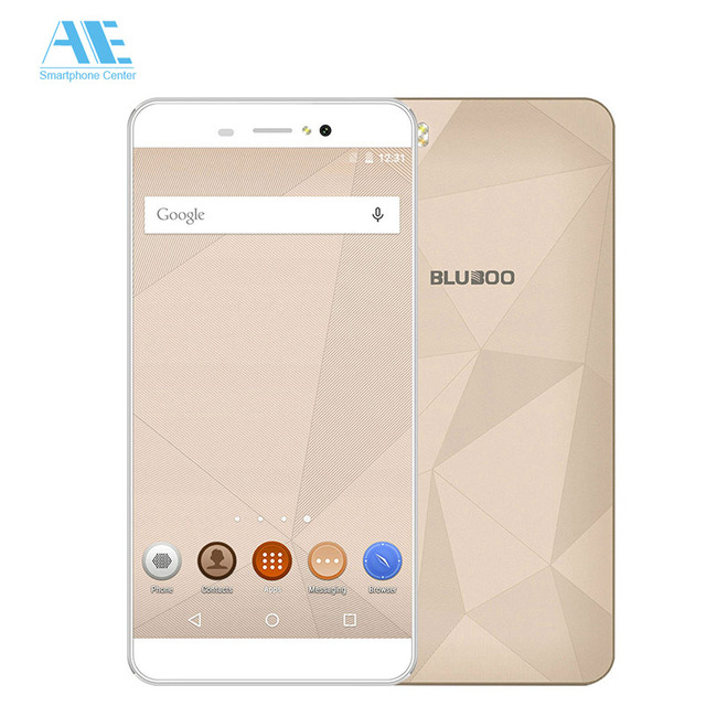 Original Bluboo Picasso 4G MT6735 Quad core Android 6.0 Mobile Phone 5.0Inch 2GB RAM 16GB ROM Smartphone 4G LTE 13.0MP CellPhone