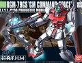 Bandai HGUC 51 GM Команда Пространство Gundam Модель для Сборки Собраны модель масштабная модель