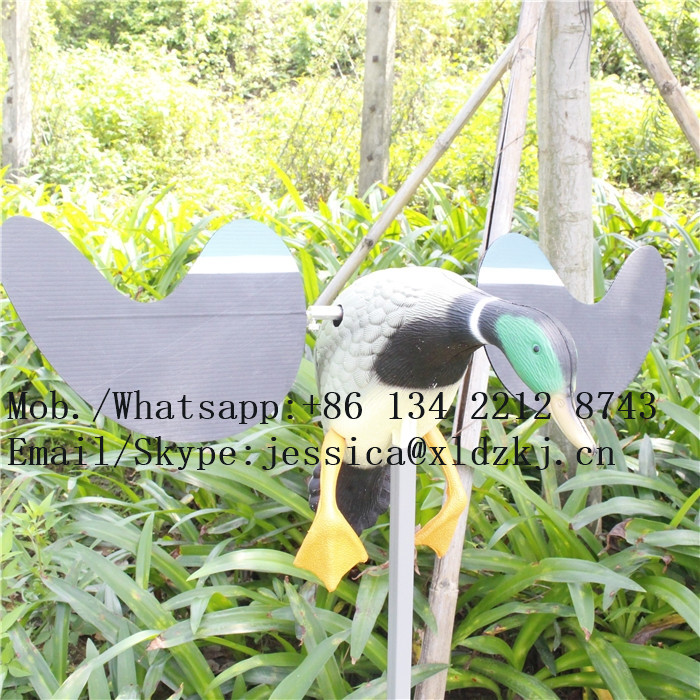 ФОТО Remote Control Spinning-Wings Motorized Plastic Duck