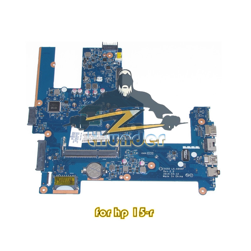 764103-501 LA-A994P for HP Compaq 15 15-R 15T-R 15-s laptop motherboard SR1W2 N3530 DDR3L 764103 501 764103 001 main board for hp compaq 15 15 r 15t r 15 s laptop motherboard zso50 la a994p sr1w2 n3530 cpu ddr3
