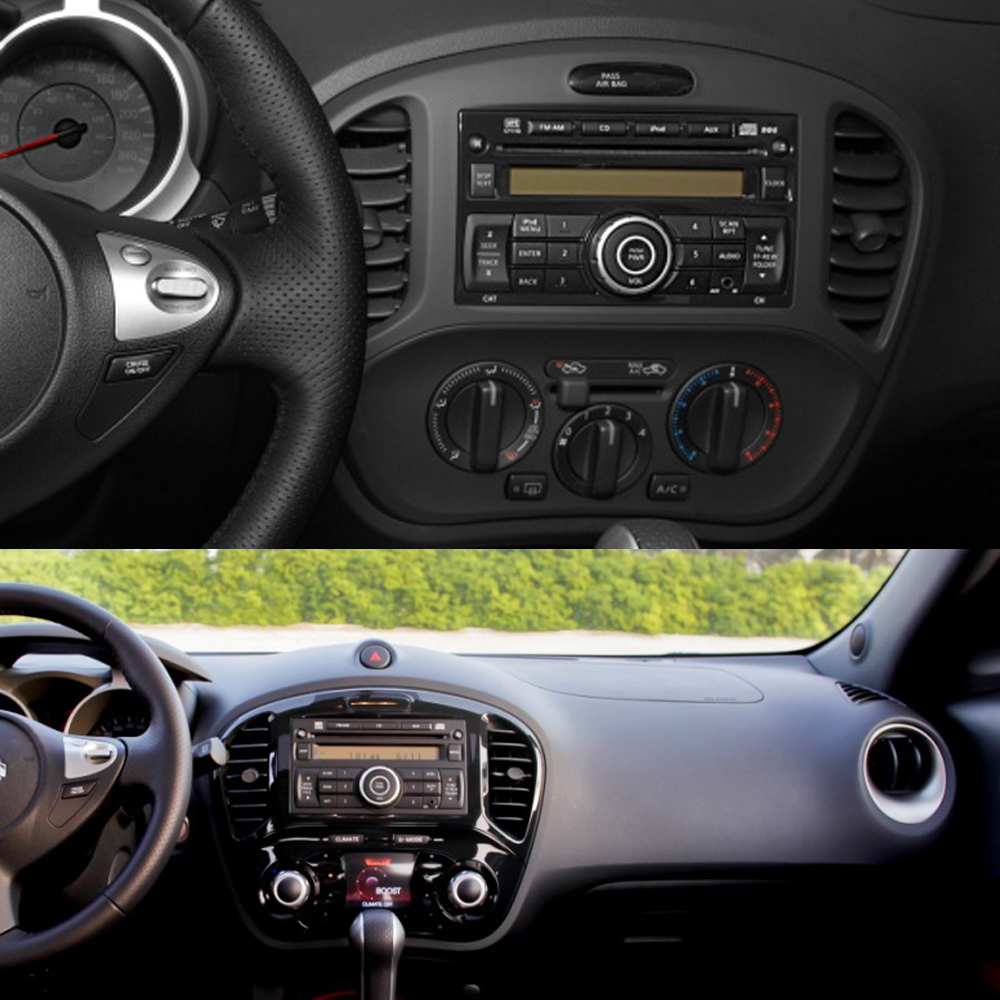 US $286 3 30% OFF|MAX 2G 32G car dvd player For Nissan Juke Car Radio  Stereo GPS Navigation System Free Map Bluetooth Steering wheel control  WiFi-in