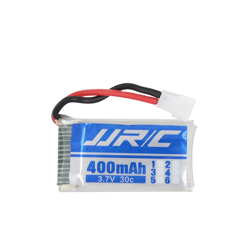 For JJRC H31 RC Quadcopter Camera Drone Spare Parts <font><b>3.7V</b></font> <font><b>400mAh</b></font> Lipo Battery Quadcopter Helicopter Accessories Drone Batterys image