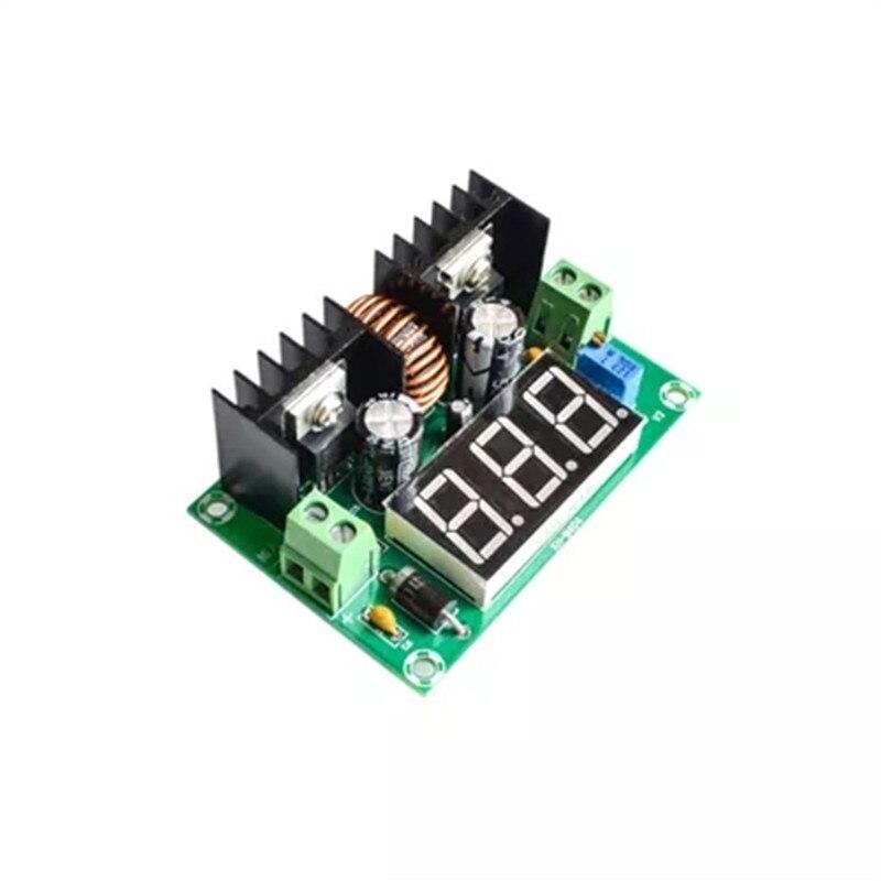 XH-M404 DC 4-40V Voltage Regulator Module Digital DC Voltage Regulator DC XL4016E1 Digital Display Voltage Regulator 8A