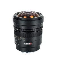 VILTROX 20mm f/1,8 ASPH полный кадр Широкий формат премьер фиксированным фокусом для Камера sony FE крепление A9 A7M3 A7R полный кадр Камера s