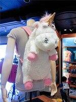 Big Carino Minion Unicorn Zaino Della Peluche Morbido Peluche Bambola Giocattolo Per Bambini Di Compleanno Regalo Di Natale