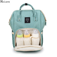 Bag Large Capacity Diaper Bag Mommy Maternity Baby Nappy Bag Nursing Bag Multifunctional Backpack Baby Care