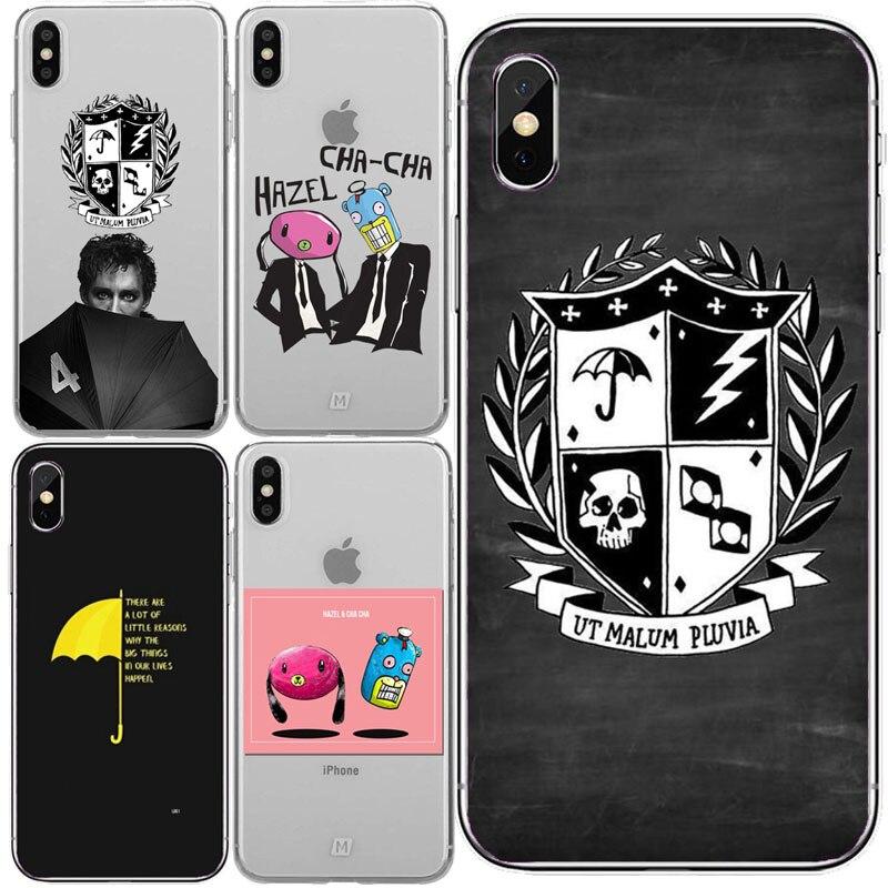 coque iphone 8 umbrella academy