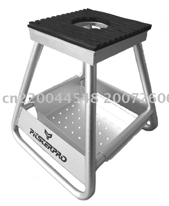 Awe Inspiring Motorcycle Stand Stool Dirt Bike Stand With Tool Tray Short Links Chair Design For Home Short Linksinfo