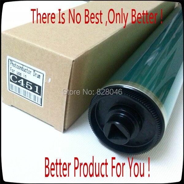 ФОТО For Konica C451 C550 C650 OPC Drum,Refill Drum Unit OPC For Konica Minolta Bizhub C451 C550 Copier,For Konica IU611K Black OPC