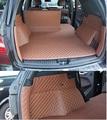 ¡ Nuevamente! esteras tronco especial para Mercedes Benz ML320 W166 2015-2012 impermeable alfombras de arranque para ML 280 2011-2006 W164, Envío libre