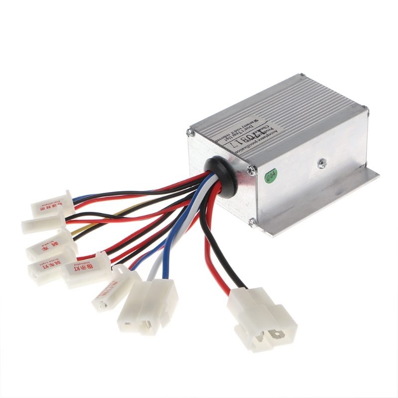 DC 24V 250W Motor Speed Brush Controller For...