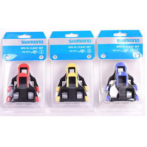 5174842ffac Shimano SM-SH11 cleats spd SPD-SL Road Pedal Cleats Dura Ace
