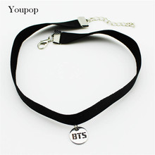 BTS Choke Collar Necklace Style 1