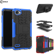 Fitted Case For LG Q6 Q 6 Armor Case Mobile Phone