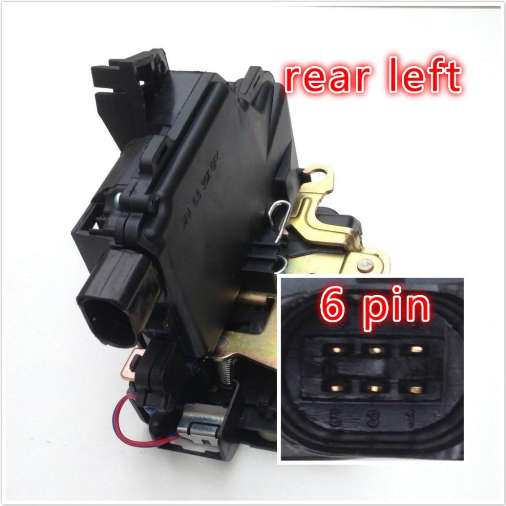 Image 5 - Door lock actuator 3B4839016A for VW Passat B5 Golf Jetta MK4 Beetle Door Lock Actuator Front Rear Left Right Side-in Locks & Hardware from Automobiles & Motorcycles