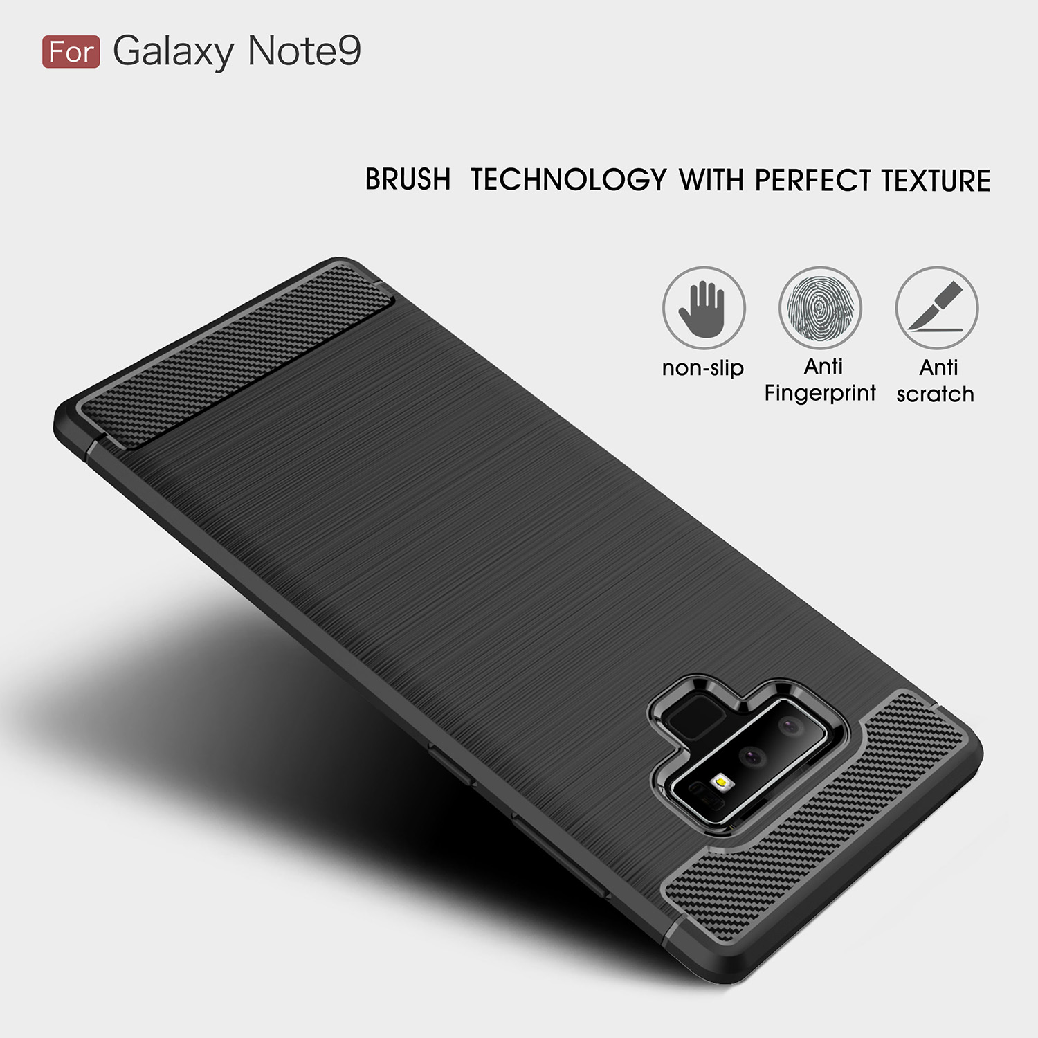 "Aliexpress Buy For Cover Samsung Galaxy Note 9 Case 6 4"" Shockproof Phone Case for Samsung Galaxy Note 9 Cover Silicone Case for Samsung Note 9 from"